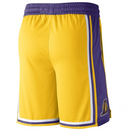 Pantalón Swingman Icon Short Lakers Junior - Basket World cf1dc0a20