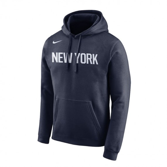 NEW YORK KNICKS CITY EDITION HOODIE NBA (JUNIOR)