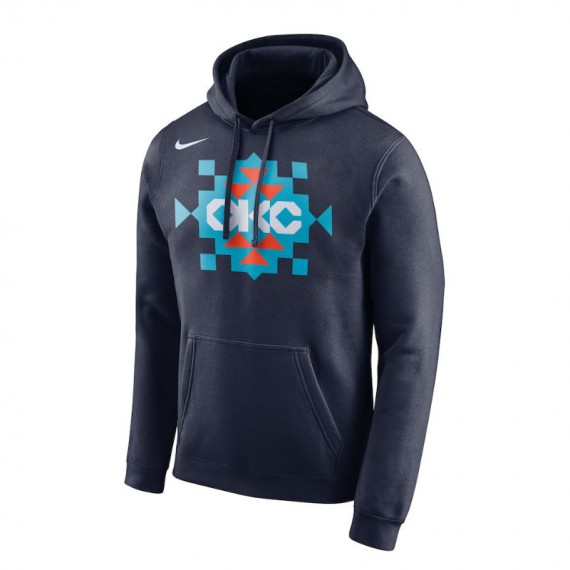 OKLAHOMA CITY THUNDER CITY EDITION HOODIE NBA (JUNIOR)