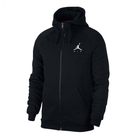 JORDAN JUMPMAN FLEECE FZ BLACK