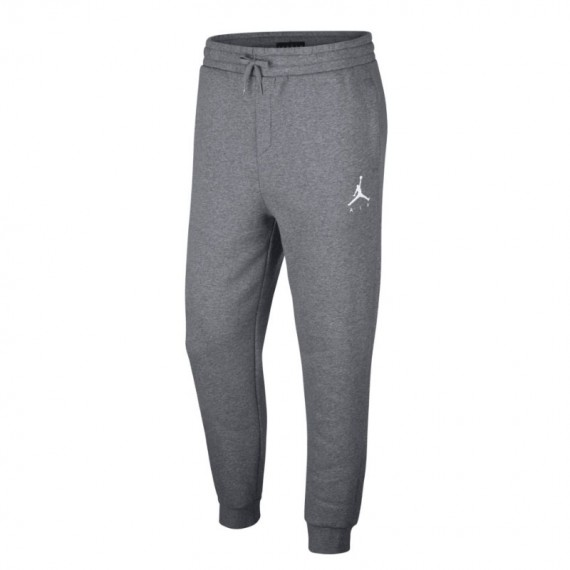 JORDAN JUMPMAN FLEECE PANT GREY