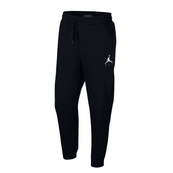 JORDAN JUMPMAN FLEECE PANT BLACK