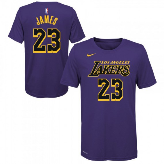 LOS ANGELES LAKERS CITY EDITION LEBRON JUNIOR