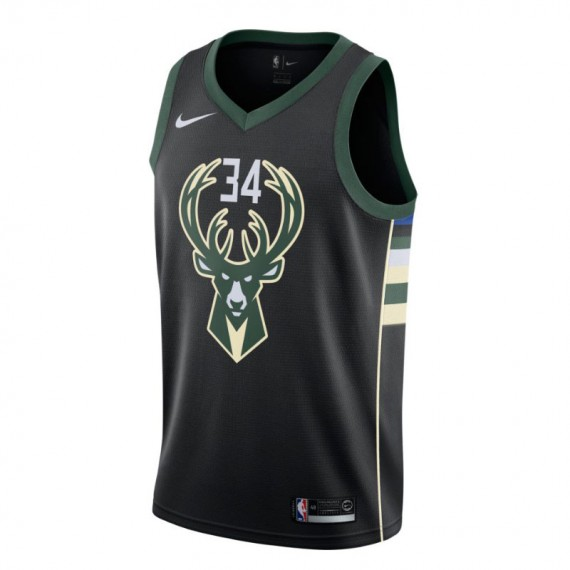 GIANNIS ANTETOKOUNMPO STATEMENT EDITION SWINGMAN JERSEY MILWAUKEE BUCKS