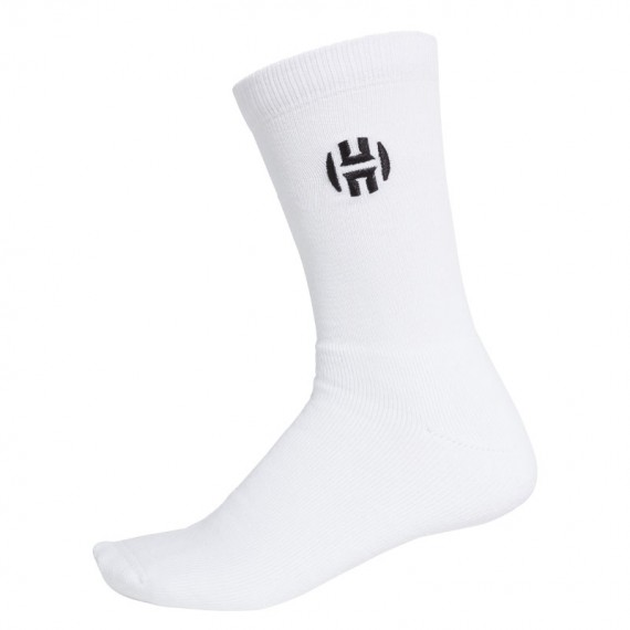 HARDEN BB SOCKS WHITE