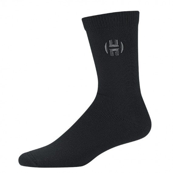 HARDEN BB SOCKS BLACK