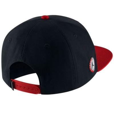 JORDAN PRO SCRIPT CAP BLACK