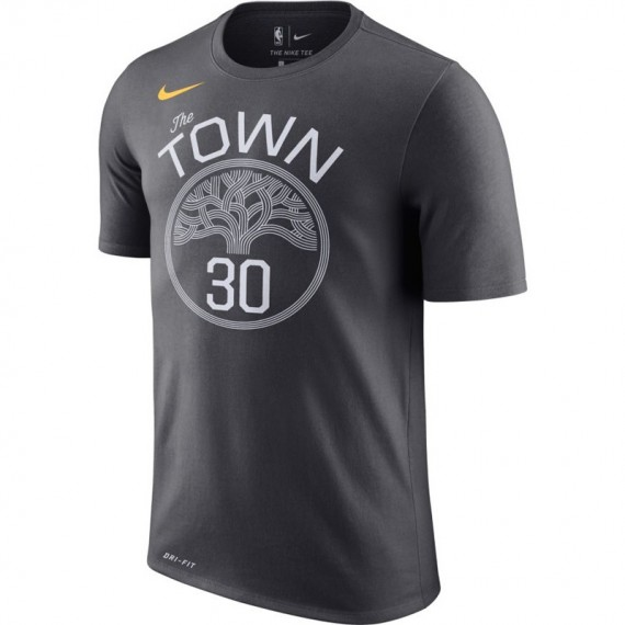 GOLDEN STATE WARRIORS STEPHEN CURRY CITY EDITION (JUNIOR)
