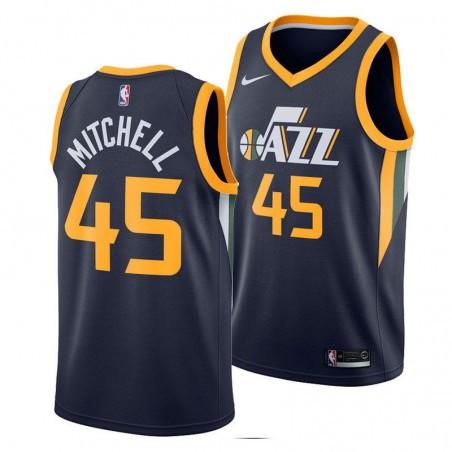 DONOVAN MITCHELL ICON EDITION SWINGMAN JERSEY UTAH JAZZ