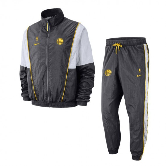 GOLDEN STATE WARRIORS TRACKSUIT COURTSIDE