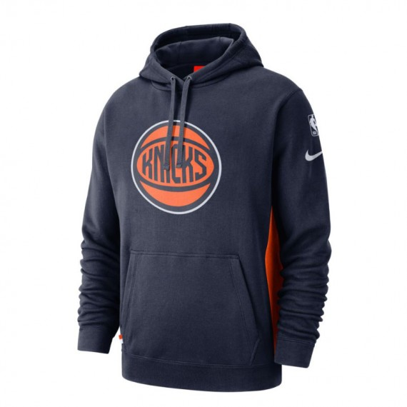 NEW YORK KNICKS HOODIE COURTSIDE