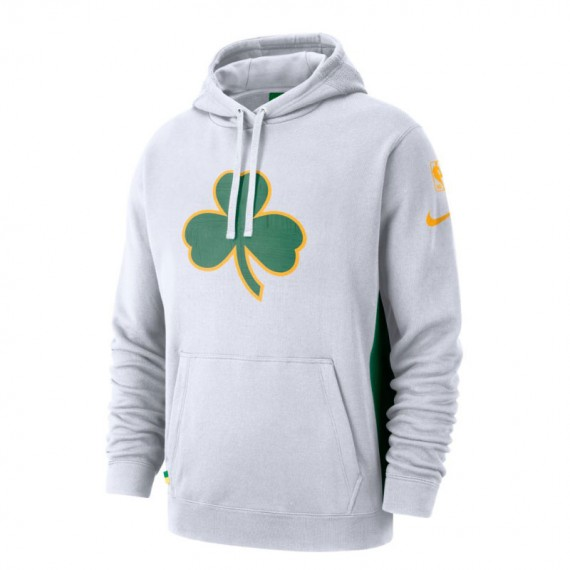 BOSTON CELTICS HOODIE COURTSIDE