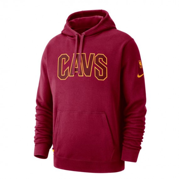 CLEVELAND CAVALIERS HOODIE COURTSIDE