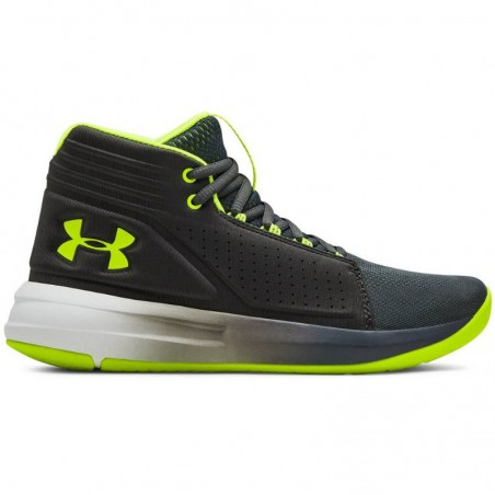 BGS TORCH MID BLACK GREEN (JUNIOR)