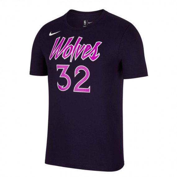 ANTHONY TOWNS MINNESOTA TIMBERWOLVES CITY EDITION DRY