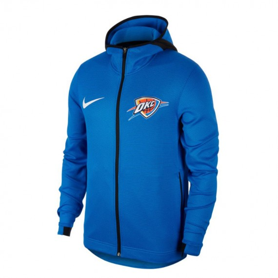 OKLAHOMA CITY THUNDER THERMA FLEX SHOWTIME