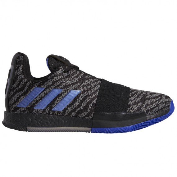 HARDEN VOL. 3 BLACK ACTIVE BLUE