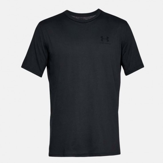 SPORTSTYLE LEFT CHEST BLACK