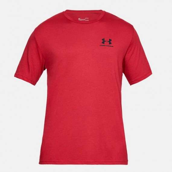 SPORTSTYLE LEFT CHEST RED
