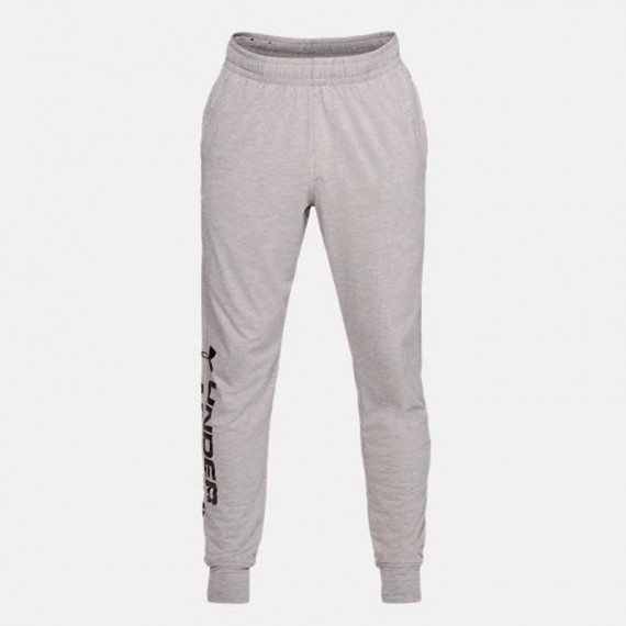 SPORTSTYLE COTTON GRAPHIC JOGGER GREY