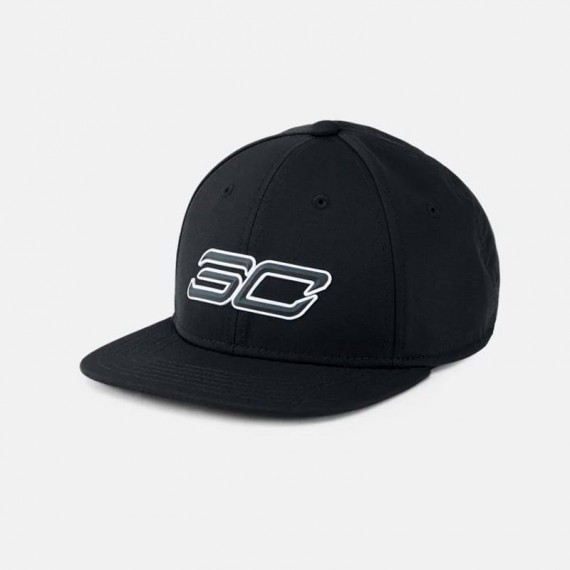 SC30 CORE 2.0 CAP BLACK (JUNIOR)