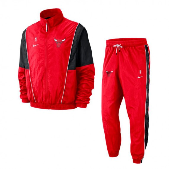 CHICAGO BULLS TRACKSUIT COURTSIDE