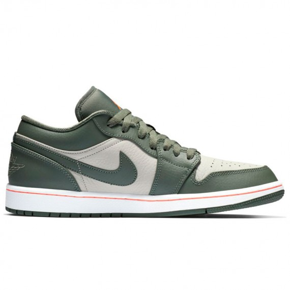 AIR JORDAN 1 LOW MILITARY GREEN