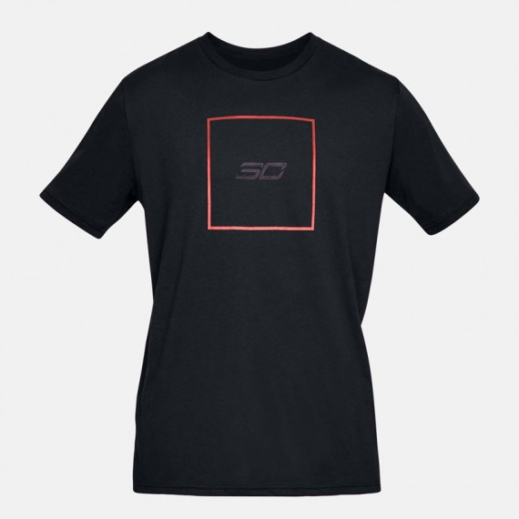 SC30 BOX LOGO TEE BLACK