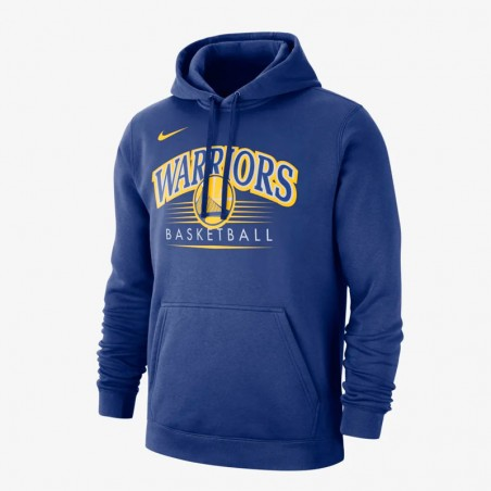 8002184e Sudadera Golden State Warriors Hoody Crest - Basket World