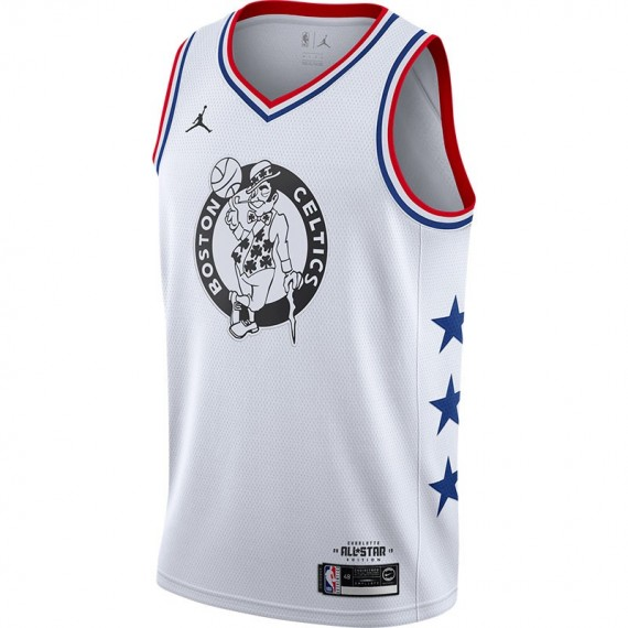 KYRIE IRVING ALL-STAR EDITION SWINGMAN WHITE (JUNIOR)