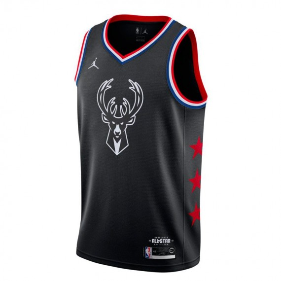 GIANNIS ANTETOKOUNMPO ALL-STAR EDITION SWINGMAN BLACK (JUNIOR)