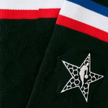ALL-STAR NIKE ELITE CREW SOCKS BLACK