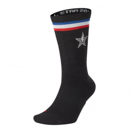 super popular 9db09 f9181 Calcetines All-Star Nike Elite Crew negro - Basket World