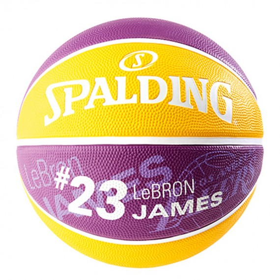 NBA PLAYER LEBRON JAMES (TALLA 5)