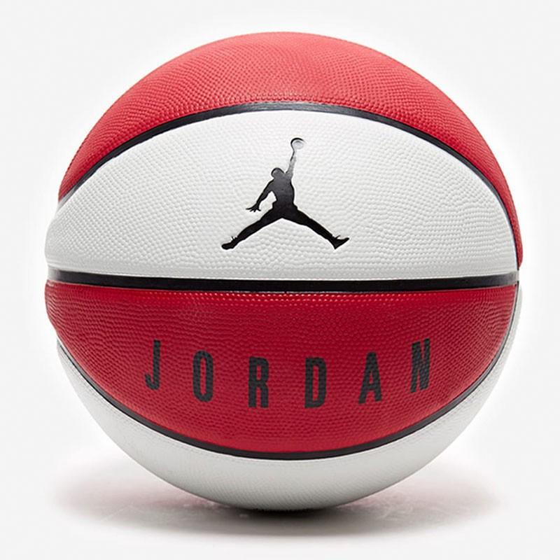 JORDAN PLAYGROUND RED WHITE