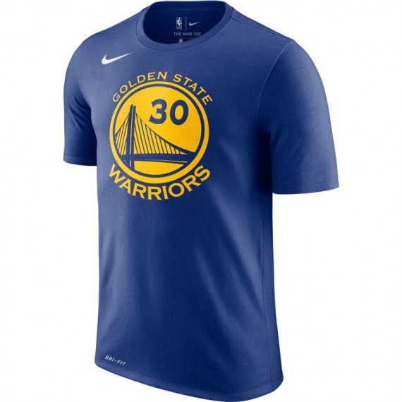 GOLDEN STATE WARRIORS STEPHEN CURRY TEE (JUNIOR)
