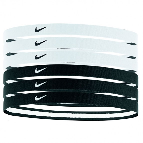 SWOOSH SPORT HEADBANDS (PACK DE 6)