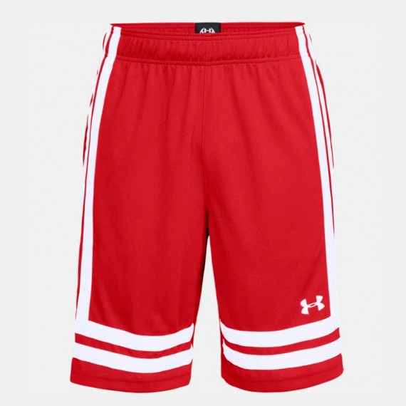 BASELINE 10IN SHORT 18 RED