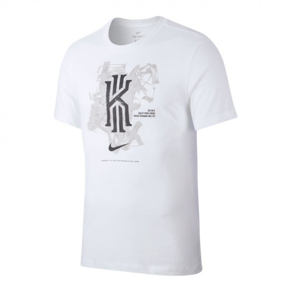 KYRIE IRVING ARTIST WHITE