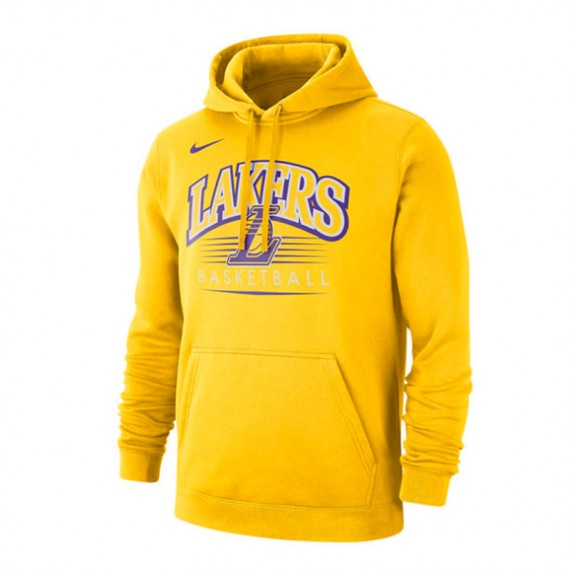 LOS ANGELES LAKERS HOODY CREST