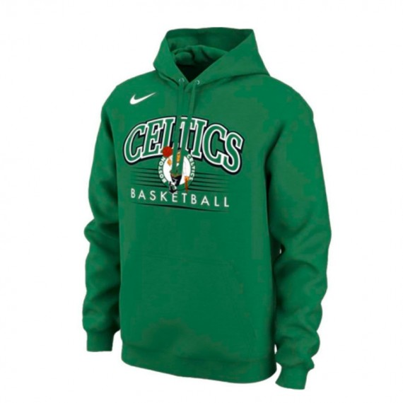 BOSTON CELTICS HOODY CREST