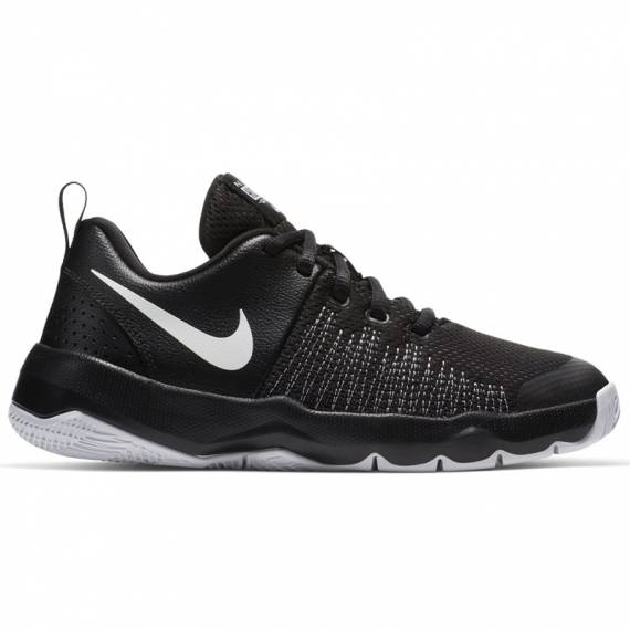 NIKE TEAM HUSTLE QUICK BLACK (JUNIOR)