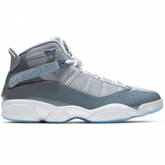 ecf0b82384f17 JORDAN SIX RINGS WOLF GREY