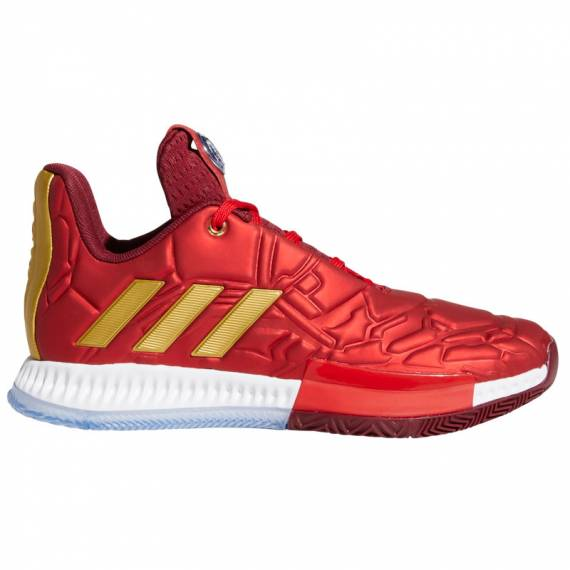HARDEN VOL. 3 IRON MAN MARVEL (JUNIOR)
