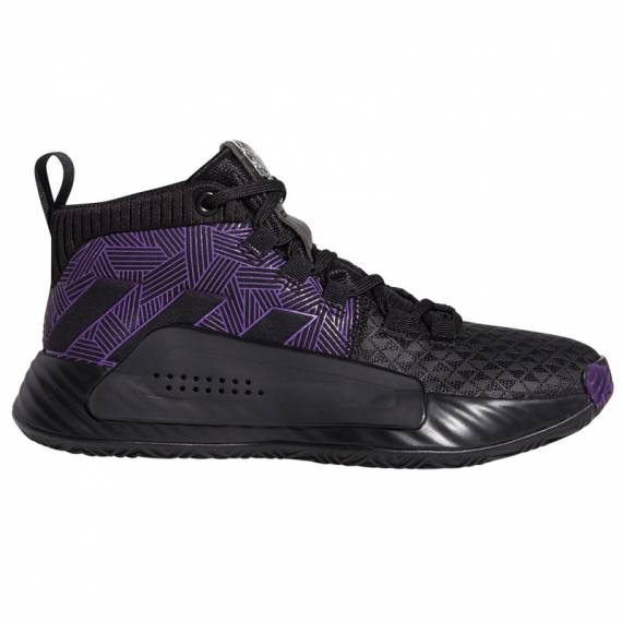 dfeeecef0bb DAMIAN LILLARD DAME 5 BLACK PANTHER MARVEL (JUNIOR)