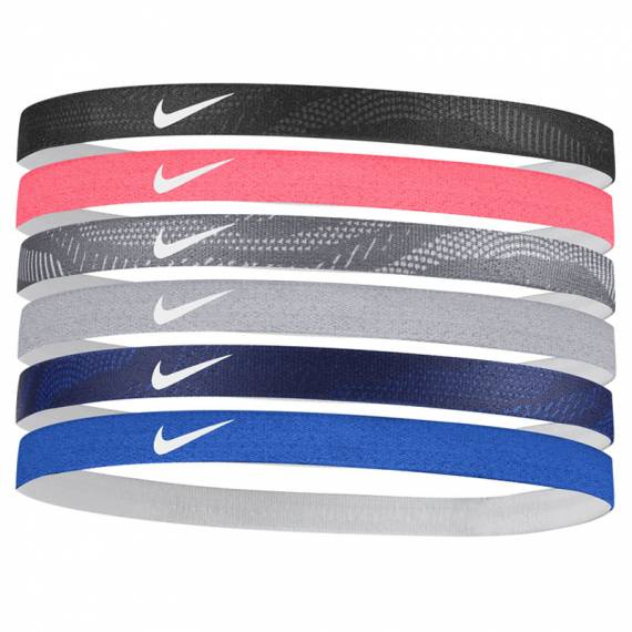 NIKE HEADBANDS (PACK DE 6)