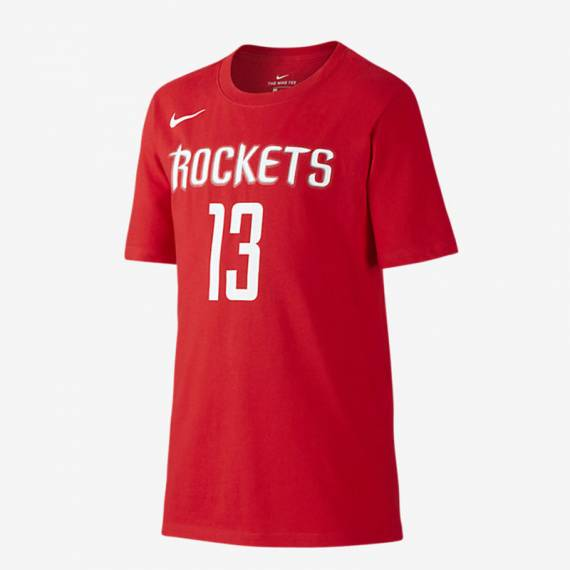HOUSTON ROCKETS JAMES HARDEN ICON EDITION JUNIOR