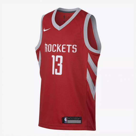 JAMES HARDEN ICON EDITION SWINGMAN JERSEY HOUSTON ROCKETS (JUNIOR) 2018