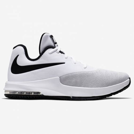 AIR MAX INFURIATE III LOW WHITE