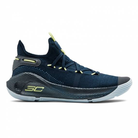 CURRY 6 DEEP BLUE (JUNIOR)